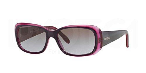 Pink 2606s Femme Soleil Lunette Dark opal Mod violasfumatomarrone Violet Vogue De nz176wp