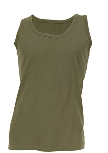 Muscleshirt sin A disponibles Top Olive Bl colores Varios S mangas Army chel Style Camiseta xxxl PfY8fr