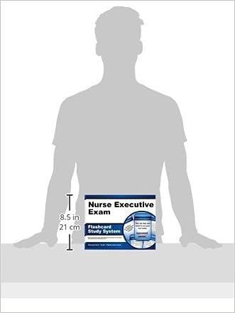 outlet Nurse Executive Exam Flashcard Study System: Nurse Executive ...