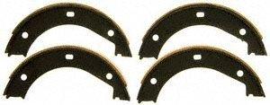 Bmw 524td Brake Pad (Wagner  Z817 Parking Brake Shoe Set, Rear)