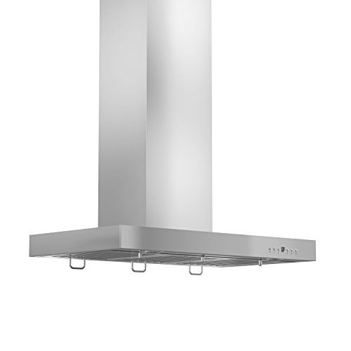 ZLINE 30 in. 400 CFM Wall Mount Range Hood in Stainless Steel (KE-30-400)