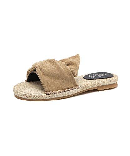 CHAOXIANG Chanclas Para Mujer Antideslizante Zapatillas De tacón alto Sandalias De Surf Nuevo Zapatos De Playa Del Verano ( Color : C , Tamaño : EU41/UK8/CN42 EU42/UK8.5/CN43 ) A