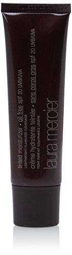 Laura Mercier Tinted Moisturizer Oil Free SPF 20 for WoMen, Foundation, Walnut, 1.7 Ounce by laura mercier