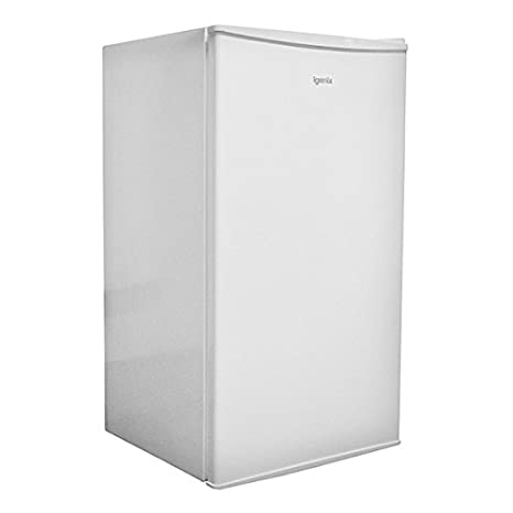 Igenix IG3920 Wide Freestanding Under Counter Fridge and Chill Compartment with 95 Litre Capacity, 2 Adjustable Shelves and Salad Drawer, Reversible Door, 48 cm, White [Energy Class A+] uk_B003USDR40
