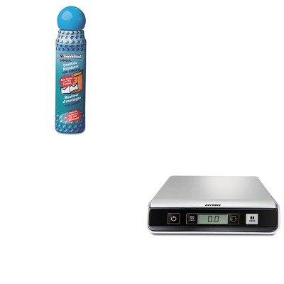 KITPEL1772059QUA46065 - Value Kit - Dymo M25 Digital USB Postal Scale (PEL1772059) and Quality Park Envelope Moistener w/Adhesive (QUA46065) by DYMO