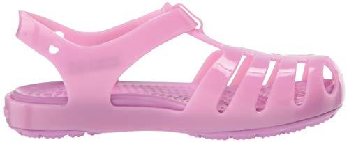 Sandal 508 Morado Isabella Niñas Punta Sandalias Para Crocs Cerrada violet 5FS1w