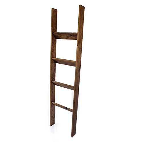 Blanket Ladder, Rustic Blanket Ladder, 5ft Blanket Ladder, Wooden blanket ladder, Nursery Blanket Ladder, Towel Ladder, 5ft by Rusted Pine
