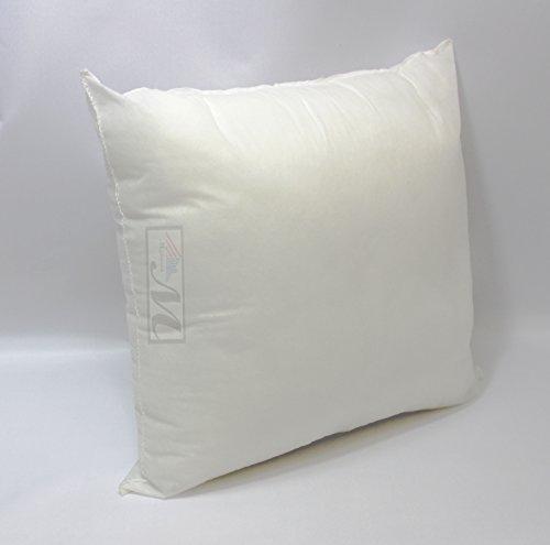 Review Of Pillow Insert Sham Square Form Polyester Premium Hypoallergenic Stuffer, Standard / White ...