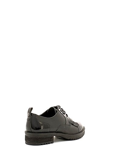 Apepazza , Damen Sneaker schwarz nero, black