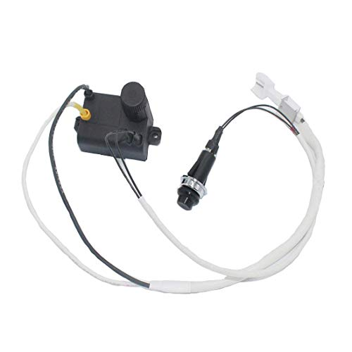 Great Deal! LVLING Grill Electronic Igniter Kit 69850 Replacement for Weber Spirit 200 210 310 Serie...
