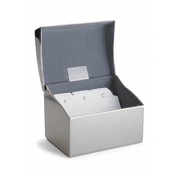 Amazon philippi 164037 clip business card box office products philippi 164037 clip business card box reheart Gallery