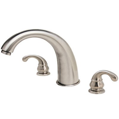 Price Pfister Treviso 806-DK1 Brushed Nickel Roman Tub Faucet