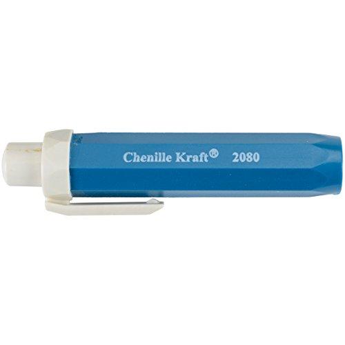 Creativity 2080 Street Plastic Chalk Holder with Clip, Blue ()