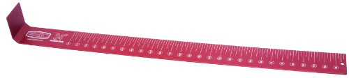 Ego Measuring Board, 18-Inch, Red
