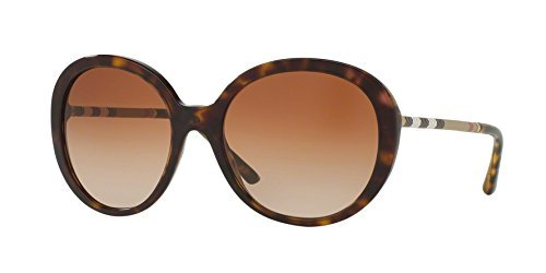 Burberry Women's BE4239QF Sunglasses