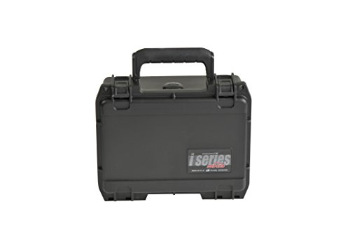 SKB 3I-0806-3B-C Water Tight Case with Micro Latch and Cubed Foam by SKB