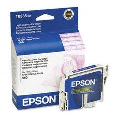EPSON light magenta ink cartridge T033620
