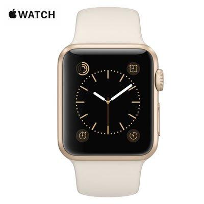 Apple Watch Sport 38mm MLCJ2J/A [アンティークホワイトスポーツバンド]