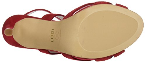 sale official Lodi Women's Yumeko Open Toe Sandals Red (Ante Tristan Tristan) latest for sale discount sale outlet discount HM1xMOpj