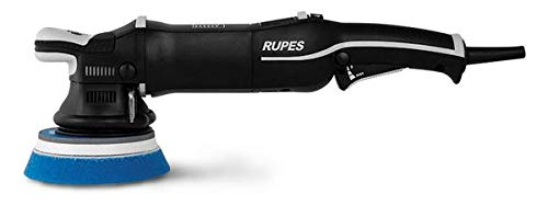 Rupes LHR15 III Black Random Orbital Polisher (Mark 3 Bigfoot)