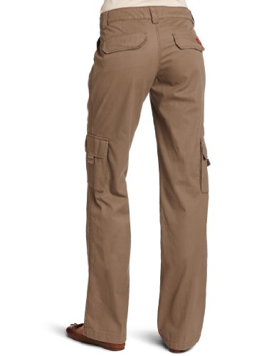 Pebble Dickies Femmes Cargo Relaxed Fp777 Brown Pant w6X1qx0Xr