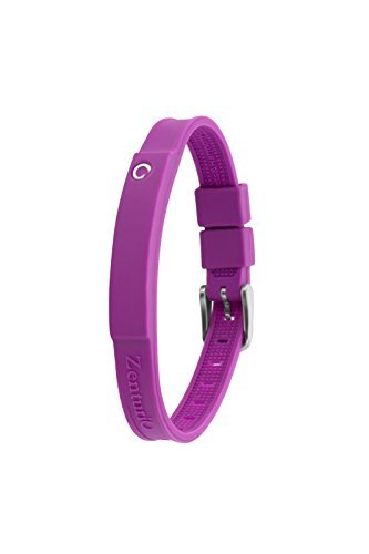 Zenturio Limited Colur Up Lavender Edition exclusive magnet/ion / health bracelet – TÜV Rheinland Germany certified – For your health and wellbeing - Without Etui by Zenturio (Image #1)