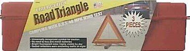 - Bell 22-5-00231-8 Emergency Triangle, (Set of 3)