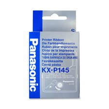 Panasonic KXP145 Matrix Nylon Printer Ribbon, Black