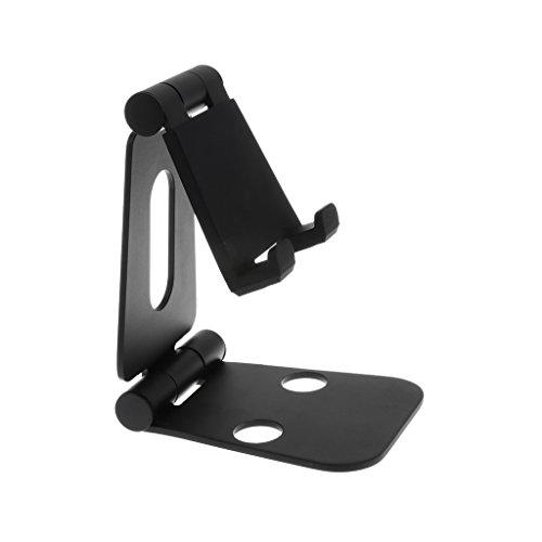 Homyl Adjustable Play Stand Holder For Nintend Switch NS or Smartphone Base Black