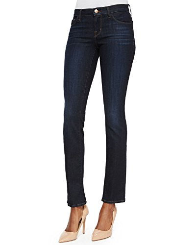 J Brand Women's Mid Rise Straight Leg Jeans in Lawless, 25 X 32