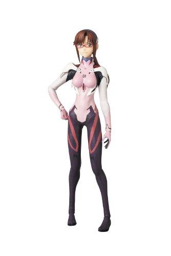 Medicom Evangelion 3.0: Mari Makinami Illustrious Real Heroes Action Figure