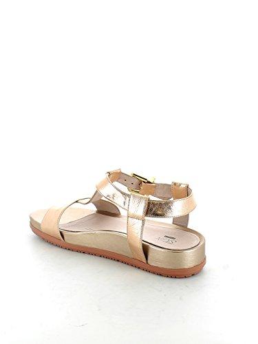 Stonefly - Sandalias de vestir para mujer Rosa