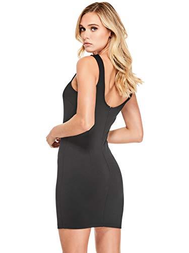 9a8c173ed6b GUESS Factory Women s Lexi Sleeveless Lace-Up Dress