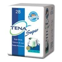 Tena Super Briefs Adult Stretch Disposable Overnight Diapers