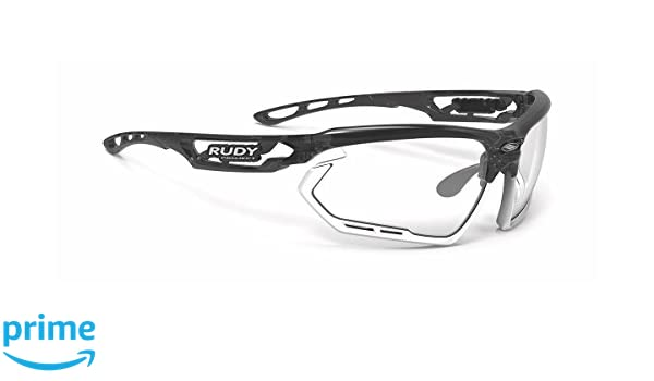4232cb514b55 Amazon.com: Rudy Project Fotonyk Crystal Graphite ImpactX 2 Photochromatic  Clear to Black Lenses and White Bumpers: Sports & Outdoors