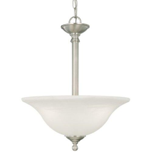 Amazon.com: Thomas iluminación sl8266 Tres lámpara de techo ...