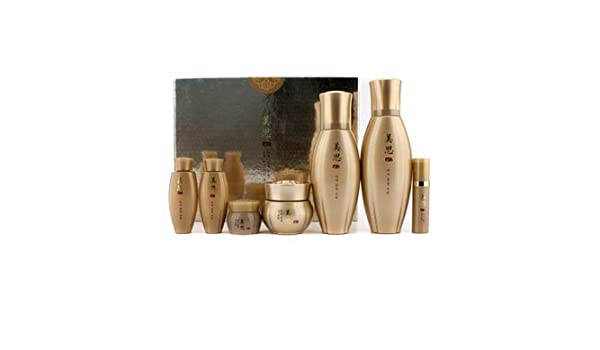 42743b91eccc Amazon.com   Misa Geumsul Special Gift Set II  Toner 145ml   30ml +  Emulsion 100ml   30ml + Cream 50ml   10ml + Essence 7   Fragrance   Beauty