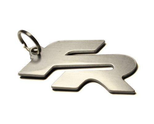 FR Auto Schlüsselanhänger - aus Edelstahl