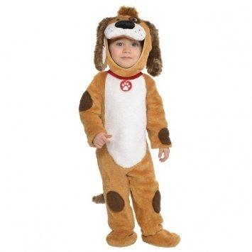 Playful Pup Deluxe Halloween Costume
