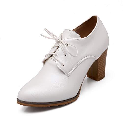 AdeeSu Sandales Blanc Femme Compensées SDC05662 8qTaOCqrwf