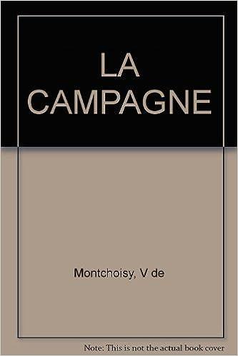 Livre gratuits en ligne LA CAMPAGNE epub, pdf