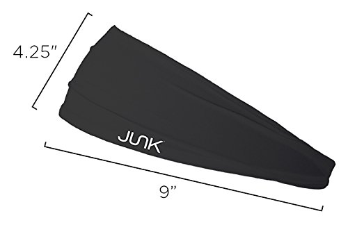 JUNK Brands Old Republic Big Bang Lite Headband, Blue/White, One Size by JUNK Brands (Image #2)