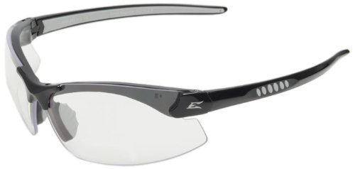 Edge Eyewear DZ111-2.0 Zorge Magnifier with Black with Clear Lens 2.0 Magnification ()