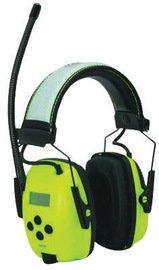 Howard Leight by Honeywell Electronic Ear Muff, AM/FM, Hi-Vis, 25dB by Honeywell