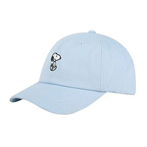 Peanuts Authentic Baseball Trucker Golf Sports Hats snoopy simple BALL CAPs Sky -
