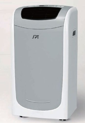 SPT WA-1150DE Portable Air Conditioner, Dual-Hose System - 11, 000BTU, Up To 270 Sq. Ft.