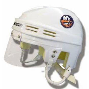 - NHL New York Islanders Replica Mini Hockey Helmet