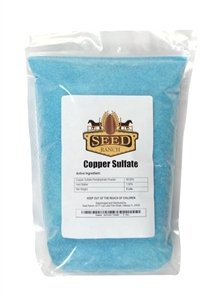 Copper Sulfate Powder 99.9% Pentahydrate - 10 Lbs.