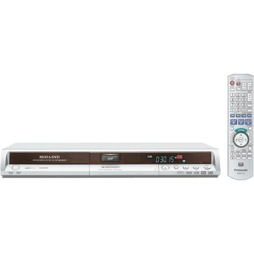 Panasonic DMR-EH55S DVD Recorder with 200 GB Hard Drive, HDMI, SD Card, and DV Input