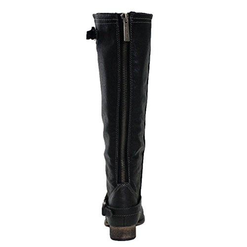 Stivali Da Equitazione Breckelles Outlaw-81 Neri / Fuorilegge-11